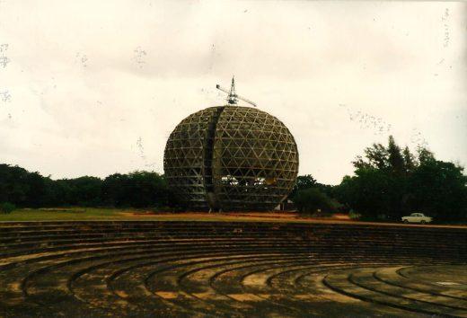 Matrimandir - History Sharnga guest house