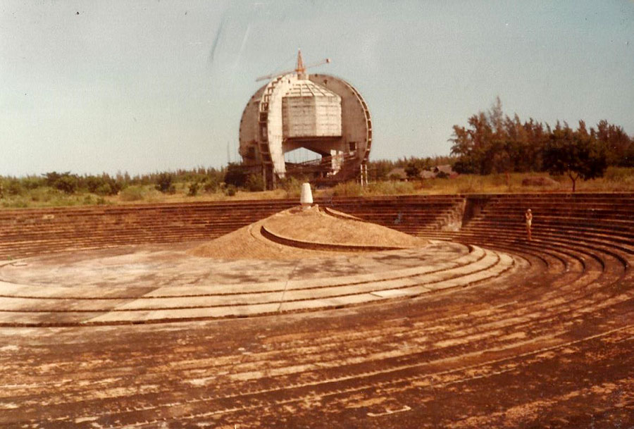Auroville - Sharnga guest house